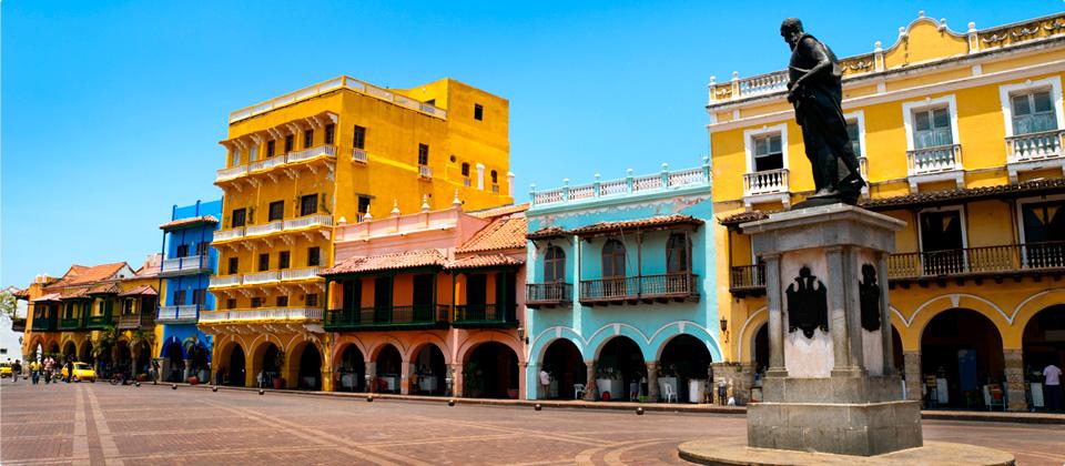 individuele reis Colombia