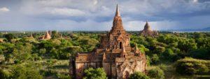 rondreizen Myanmar
