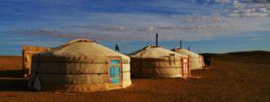 rondreizen Mongolie