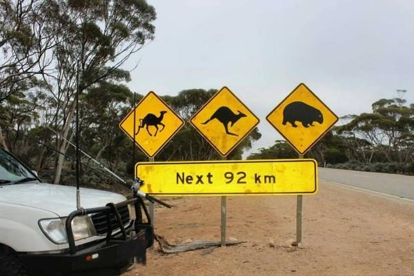 australie maatreis
