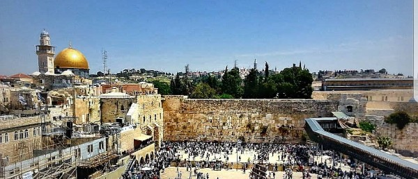 rondreizen israel