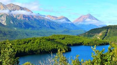 individuele reis Alaska