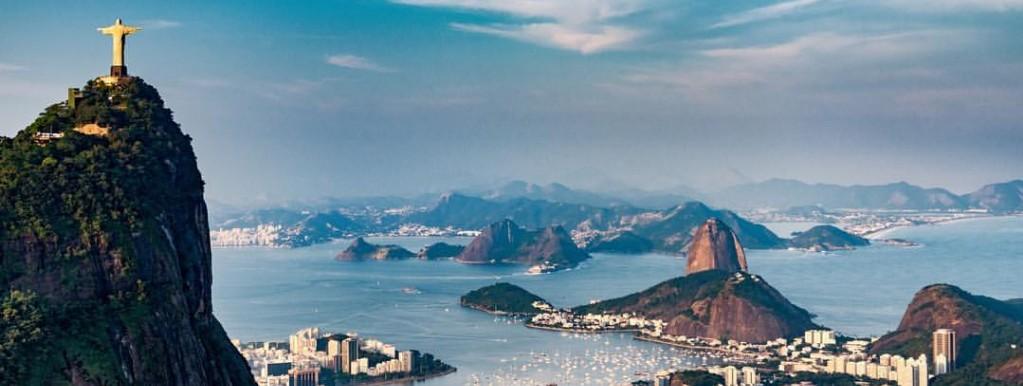 brazilie vakantie