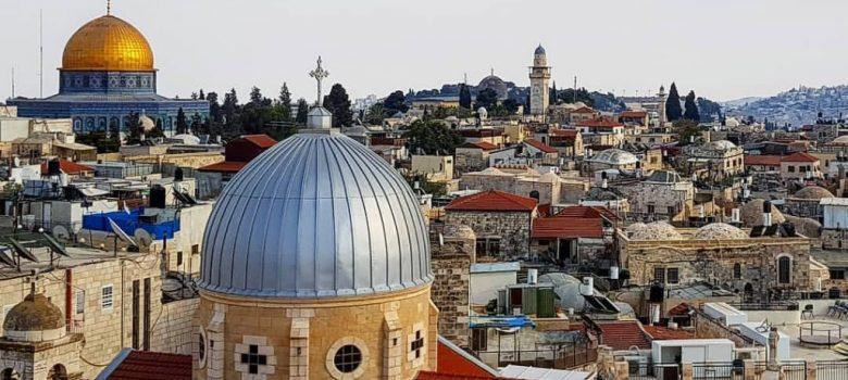groepsreizen israel