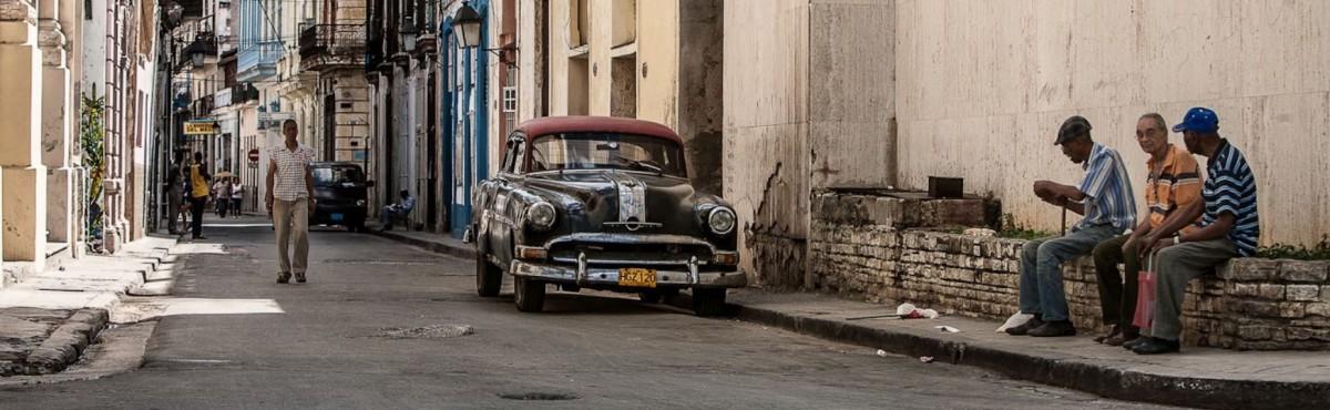 Cuba op vakantie